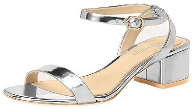 Imagine Vince Camuto Women's Bavel, Platinum, ...