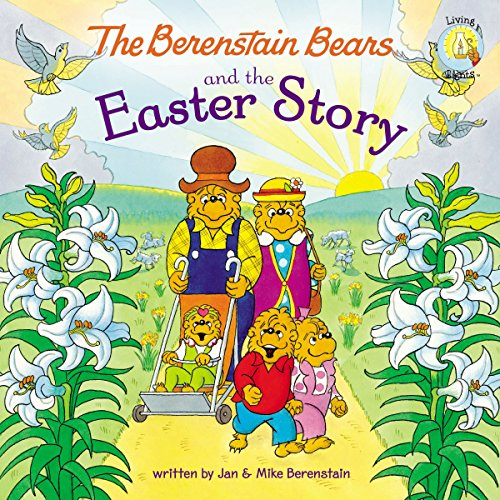 Berenstain Bears Easter is a good easter basket filler