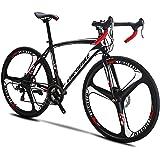 Extrbici Road Bike XC550 21 Speed 54 Cm Frame 700C Wheels Dual Disc Brake Bicycle