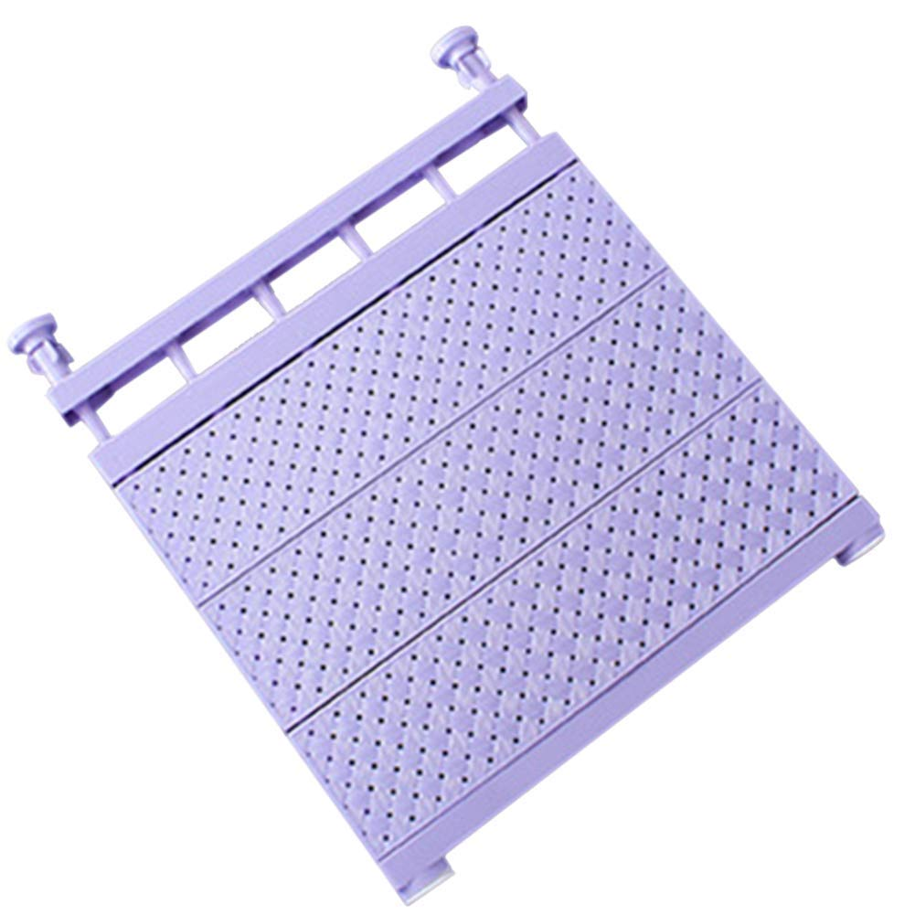 Asseny Adjustable Wardrobe Storage Shelf Wall Mounted Extendable Rack Cupboard Space Saving