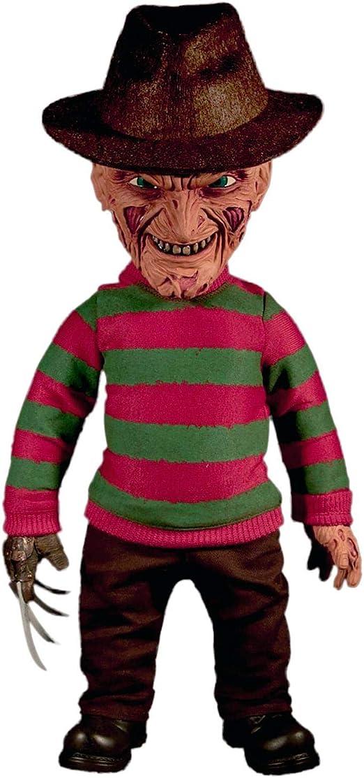 Close Up Nightmare on Elmstreet Talking Mega Scale Freddy Krueger ...