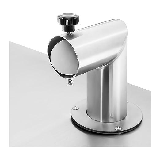 Royal Catering - RCRO-1300 - Horno para ahumar profesional - 8 estantes - 0 - 135 °C - Envío Gratuito: Amazon.es: Hogar