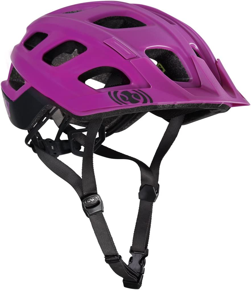 IXS Trail XC Helmet purple Kopfumfang 54-58cm 2017 mountainbike helm downhill