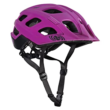 IXS Trail XC Casco Purple Cabeza 49 – 54 cm 2017 Mountainbike Casco Downhill