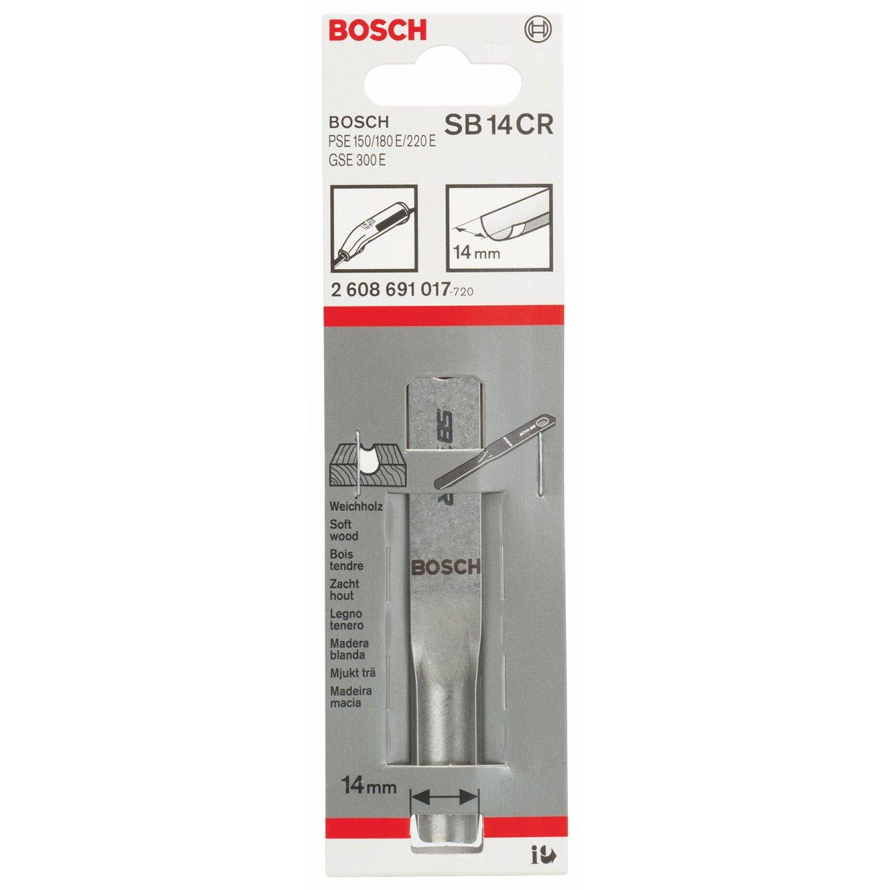 Bosch 2608691017 Gouge Wood Chisel SB 14 CR for Bosch Electric Scraper Robert Bosch Limited