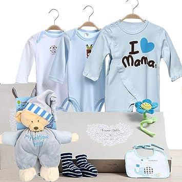 TYUE Recién Nacido bebé Premium Caja de Regalo recién Nacidos niños ...