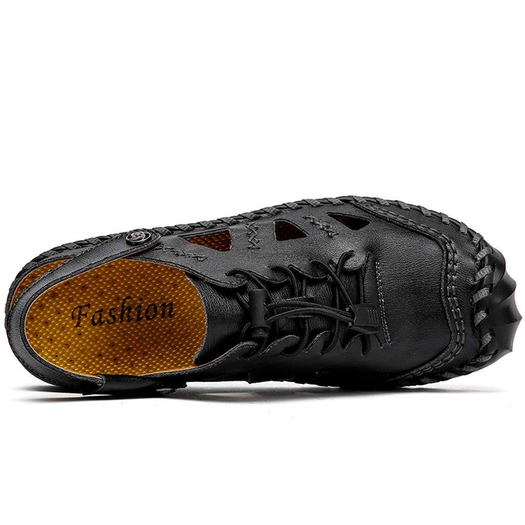 9d616ce26bca ANJUNIE Men's Breathable Fashion Casual Men's Shoes Trekking Sandals Water  Shoes
