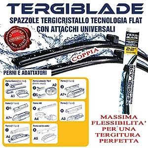 Arearicambi - Pares Chevrolet Cruze Escobillas Del Limpiaparabrisas ...
