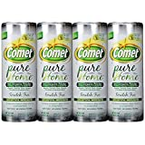 Comet Natural Cleaner without Bleach - 21 Oz (Pure Home (4 Pack))