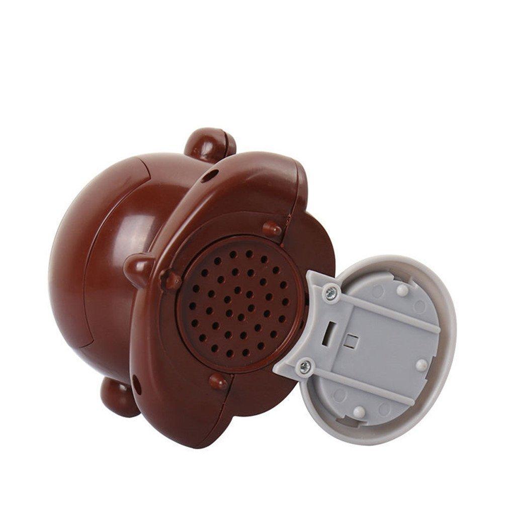 Secador de Uña Ventilador en Forma de Mono Secar Mano Rápido Esmalte ...