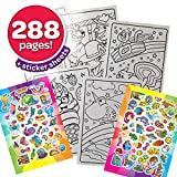 Crayola Epic Book of Awesome, All-in-One Coloring