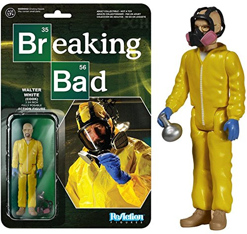 Breaking Bad Walter White Cook Action Figure by Funko