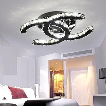 28W LED Deckenleuchte Moderne Einfache Romantische Wohnzimmer ...