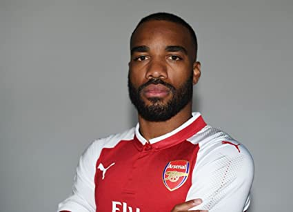 918c058378a Import Posters ARSENAL FC – Alexandre Lacazette - Football Wall Poster  Print - 30cm x 43cm