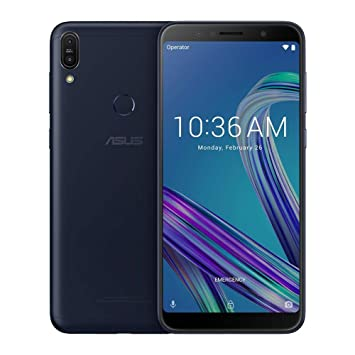 Smartphone ASUS ZenFone MAX Pro (M1) 6.0 Pulgadas Android 8.1 Oreo ...