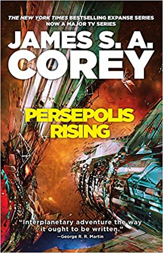 Amazon Fr Persepolis Rising Book 7 Of The Expanse Now A