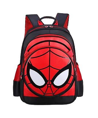 Amazon.com   YOURNELO Kid's Cool Marvel School Backpack Bookbag ...
