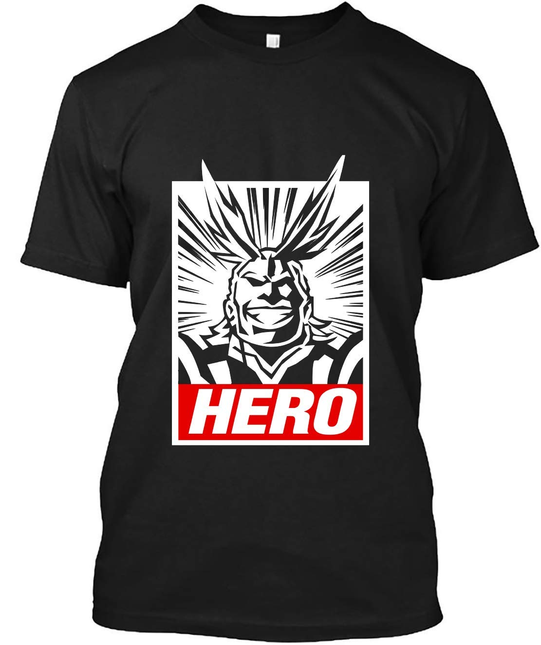 Boku No Hero Academia All Might 99 T Shirt For Unisex