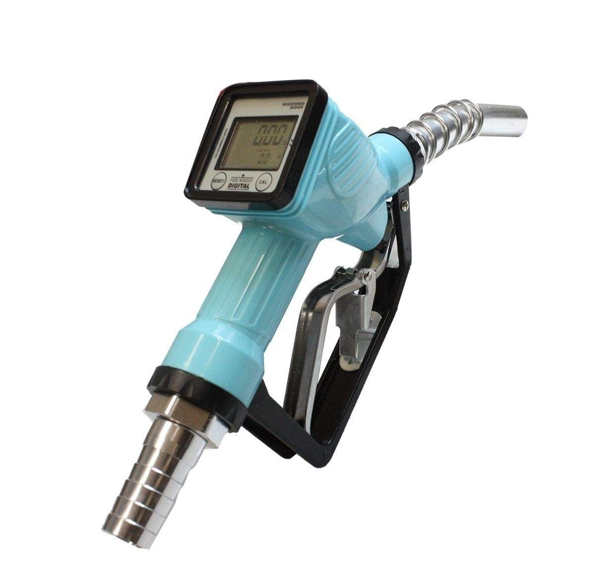 9TRADING Turbine Mechanical Gas Diesel Digital Fuel Nozzle with Accuracy LCD Reading Meter by 9TRADING (Image #7)
