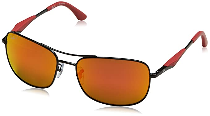 0aea0c1c2d Image Unavailable. Image not available for. Colour  Ray-Ban RB3515 Active  Lifestyle Sunglasses