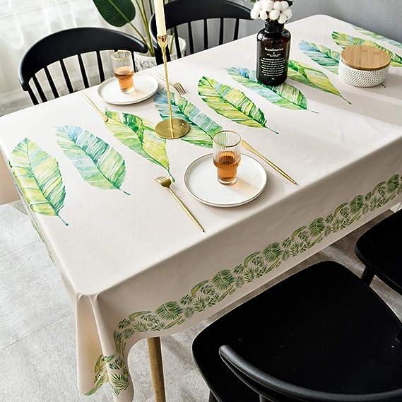JLYZB Household Waterproof Tablecloth