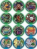 妖怪ウォッチ 妖怪メダル零ラムネ3 全12種コンプリートセット
