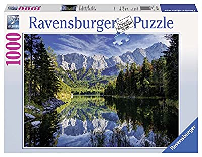 Ravensburger Eib Lake - Germany Jigsaw Puzzle (1000 Piece)