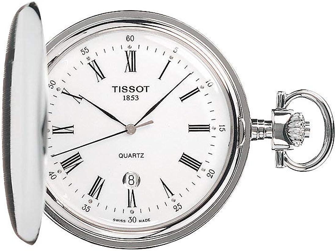Tissot TISSOT SAVONNETTE T83.6.553.13 Reloj de bolsillo