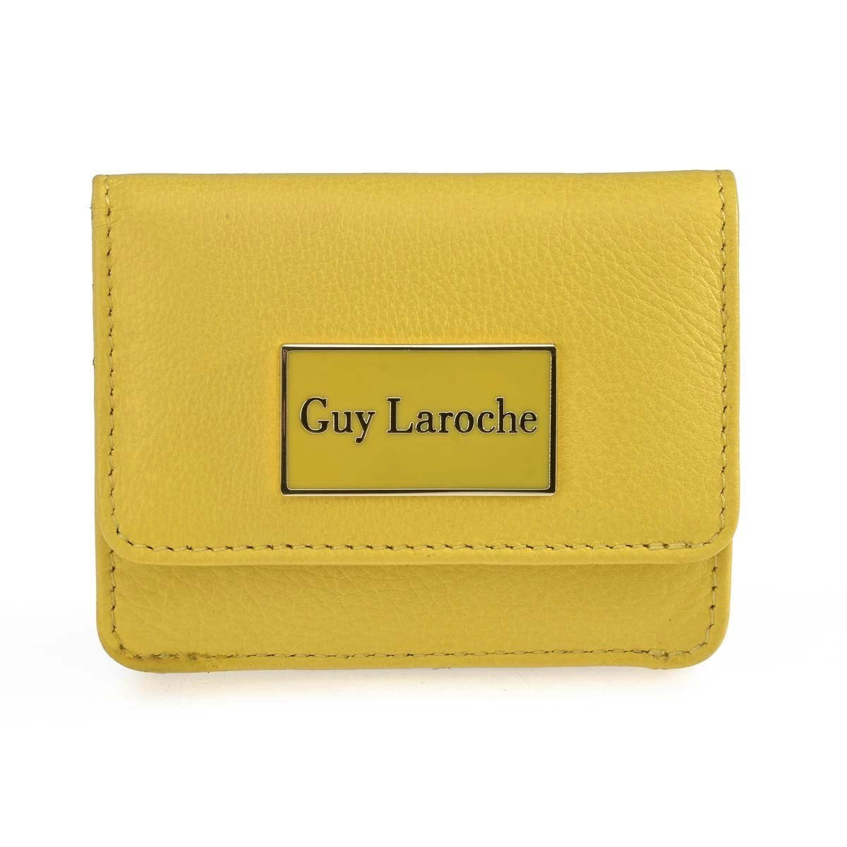 Monedero de mujer Guy Laoche 6756 (Color Amarillo): Amazon ...