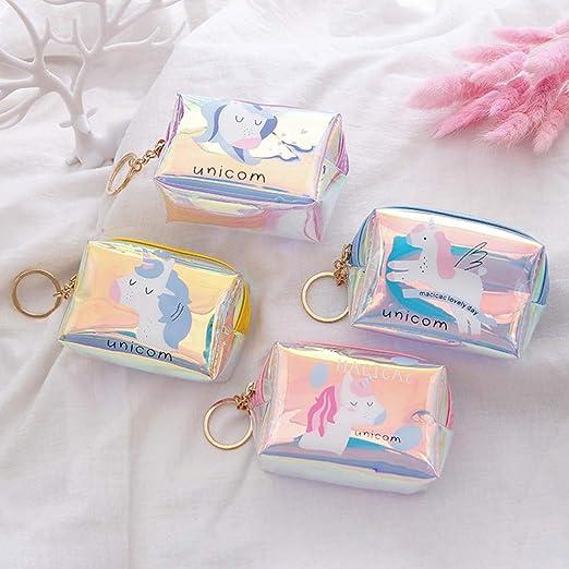 Guoxii Desirable - Bolsa de Regalo con Cierre de Unicornio ...