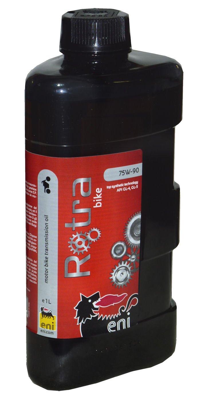 Aceite para moto Eni i-Ride Rotra Bike sintético, 75W-90, 1 litro: Amazon.es: Coche y moto