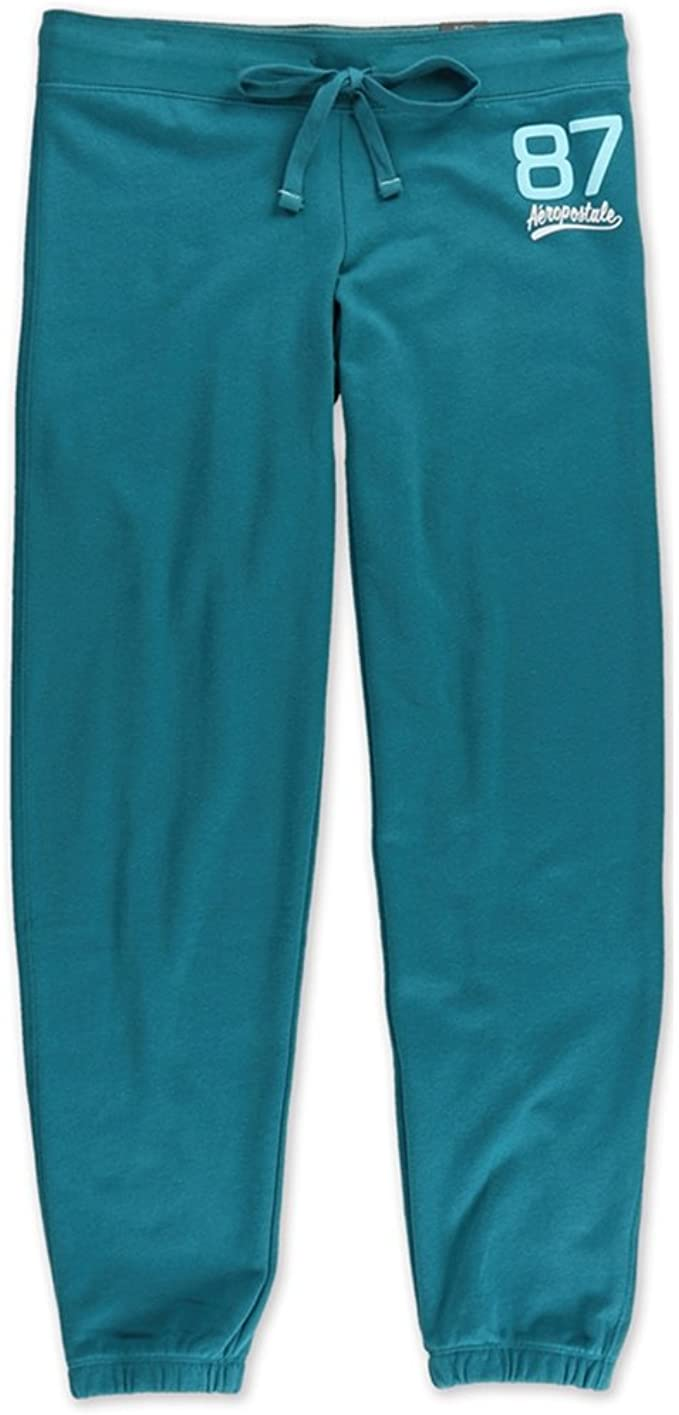Aeropostale Mens Sweat Pants Slim Fit Athletic Sweats Aero Pockets Drawstring