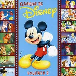 Clasicos de Disney Vol.2