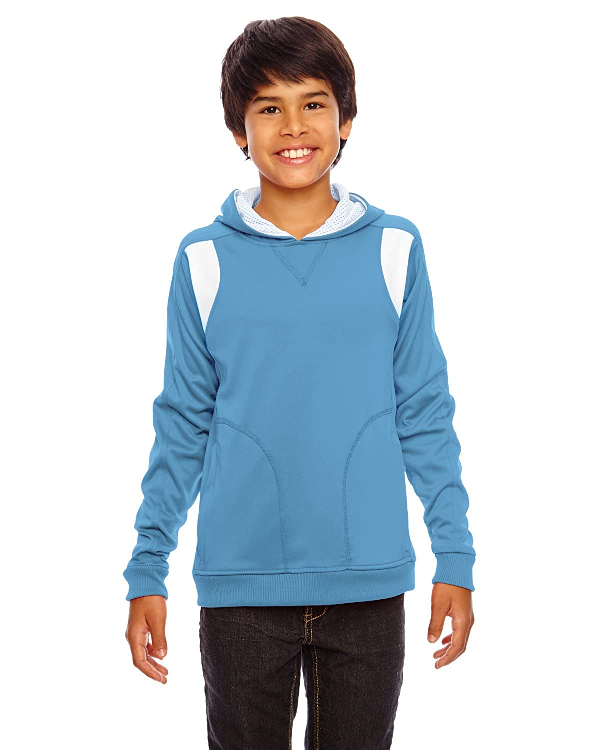 Team 365 Youth Elite Performance Hoodie