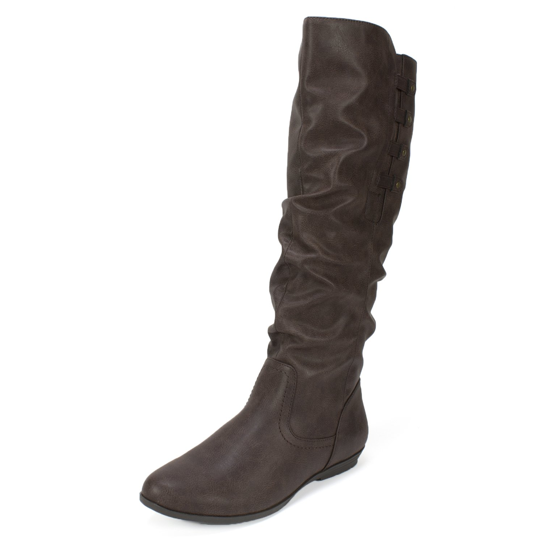 CLIFFS BY WHITE MOUNTAIN Cliffs 'Francie' Women's Boot B0757MJ9FX 8 B(M) US|Brown