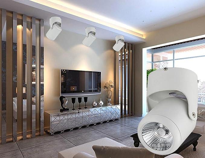 LED Destacar Lámpara de techo (Ángulo de iluminación ...