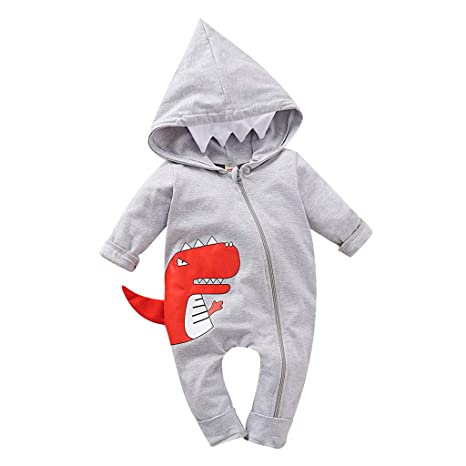 Unisex Boys Baby Toddlers/' Pajamas Kigurumi Animal Girls Cosplay Costume Romper
