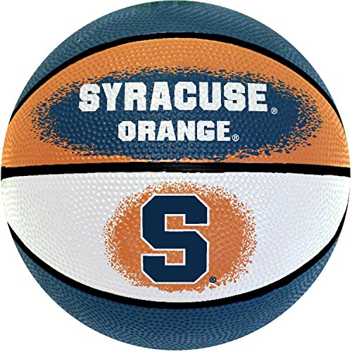 - NCAA Syracuse Orange Mini Basketball, 7-Inches