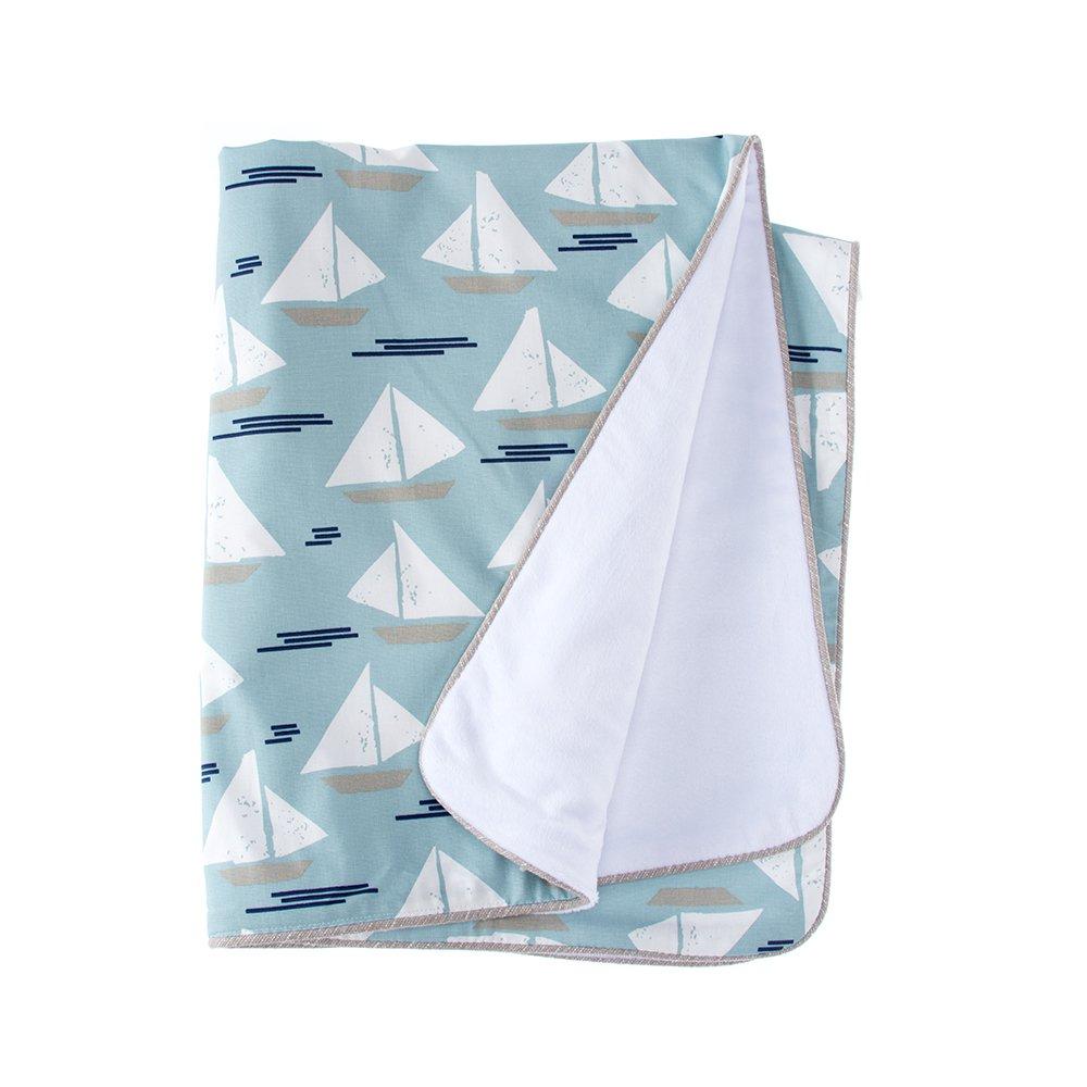 Glenna Jean Little Sail Boat Quilt