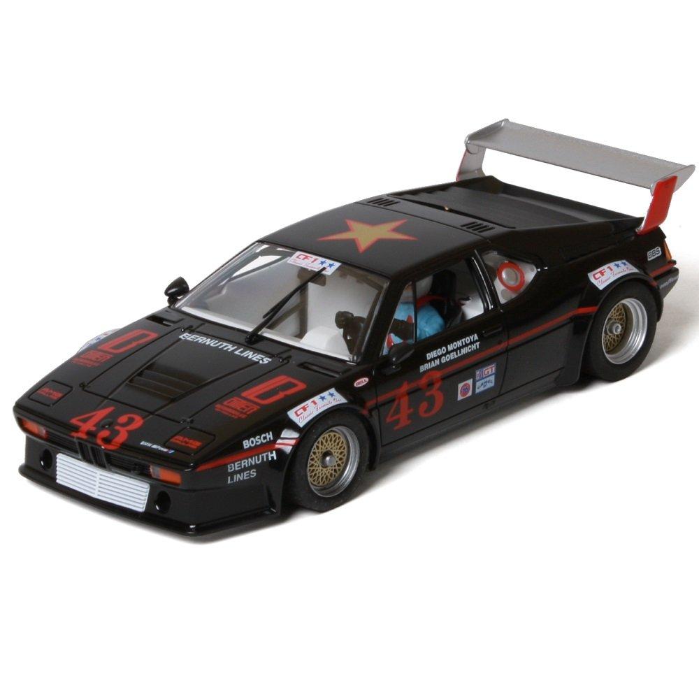 a la venta Slot SCX Scalextric Flyslot 051103 BMW M1 Imsa Watkins Glen Glen Glen 1984 - D.Montoya  compras de moda online