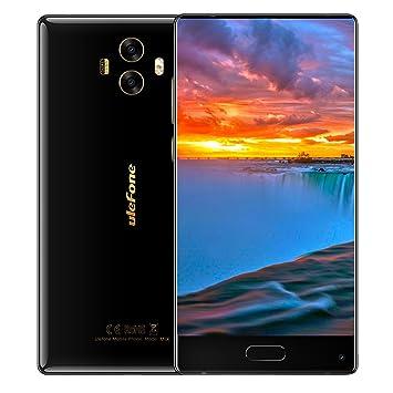Ulefone Mix 4G Smartphone Android 7.0 5,5 pulgadas HD pantalla 5,1 ...