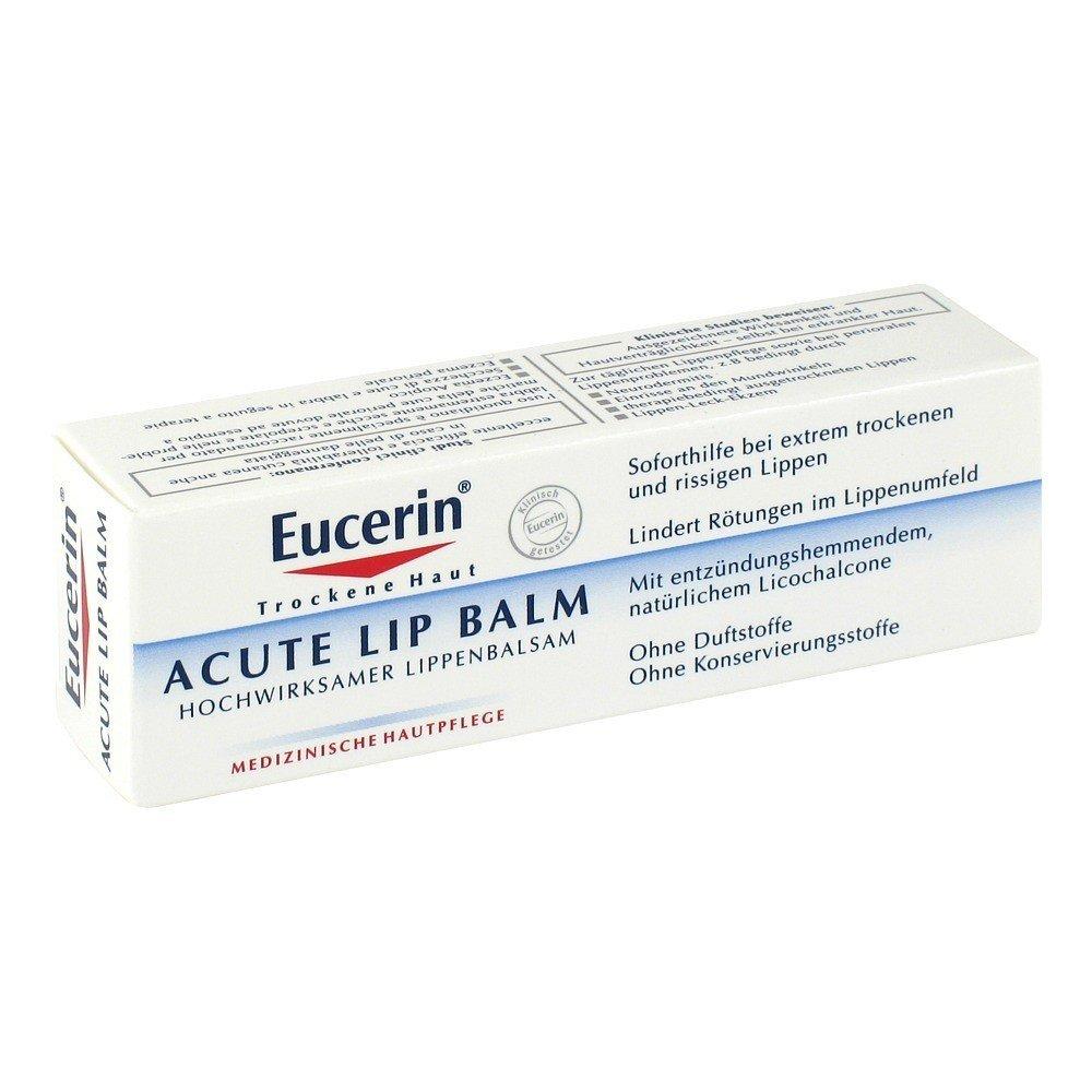 Eucerin Dry Skin Calming Lips Balm 10ml