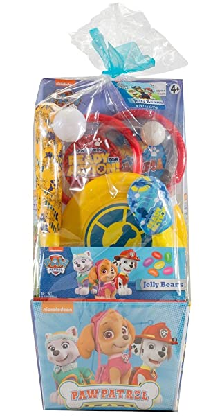 Amazon nickelodeon paw patrol candy and toy filled deluxe nickelodeon paw patrol candy and toy filled deluxe easter basket negle Image collections