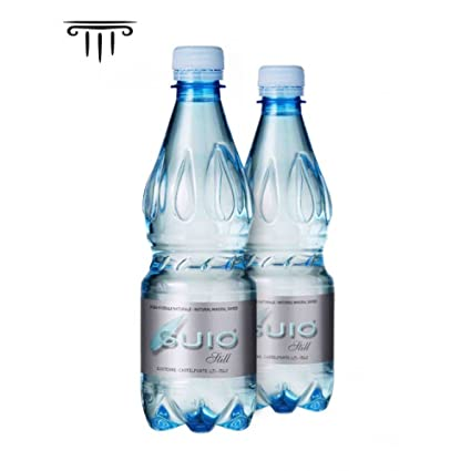 Suio Agua Mineral Natural 6 Botellas 1,5lt