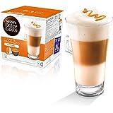 Nescafé - Dolce Gusto - Dosettes originales pour café macchiato et cappuccino 32 LATTE MACCHIATO CARAMEL