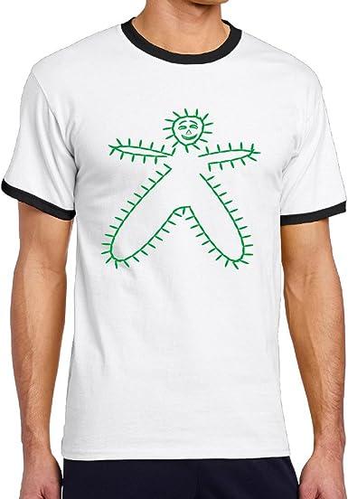 Anch Hombres de cactus hombre amor verano color Mix T Shirt: Amazon.es: Ropa y accesorios