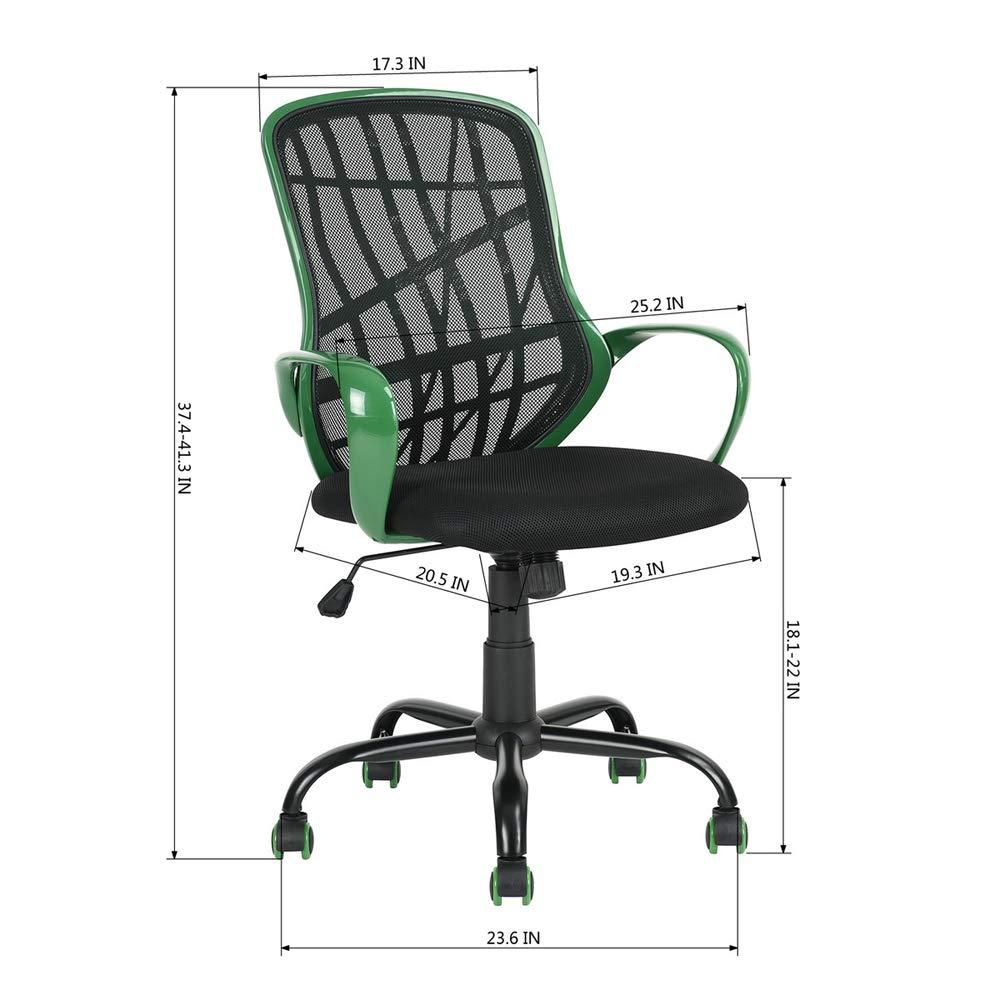Comfortableplus - Silla de Escritorio de Oficina giratoria ...