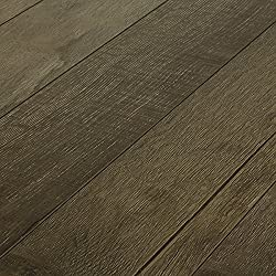 Armstrong Rustics Forestry Mix Gray Washed 12mm Laminate Flooring L6621 SAMPLE