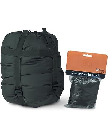 Snugpak 92072 - Funda de compresión para saco de dormir, color negro