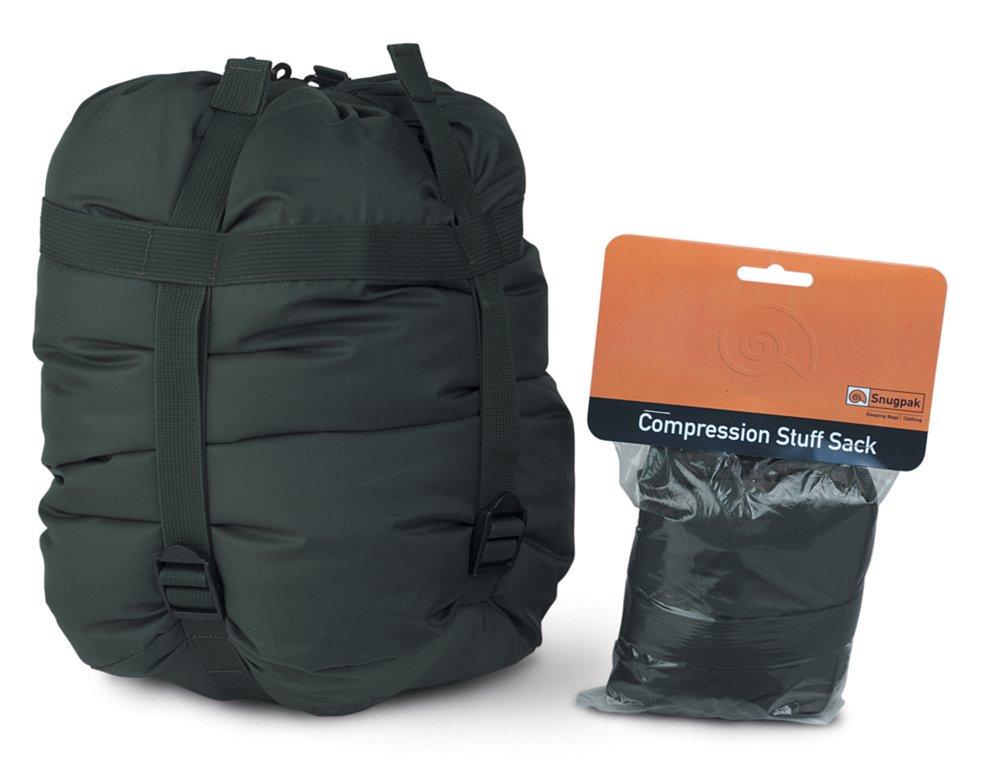 Snugpak 92072 - Funda de compresión para saco de dormir, color negro 92068